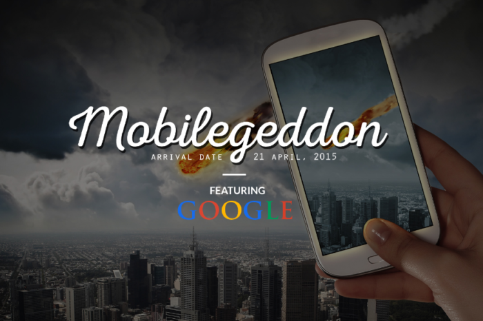 Google : la seconde phase du Mobilegeddon activée